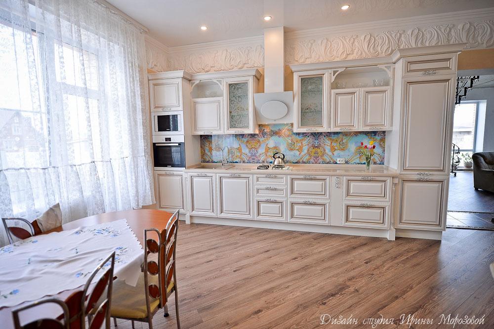 Главное правило построения эргономичного кухонного гарнитура