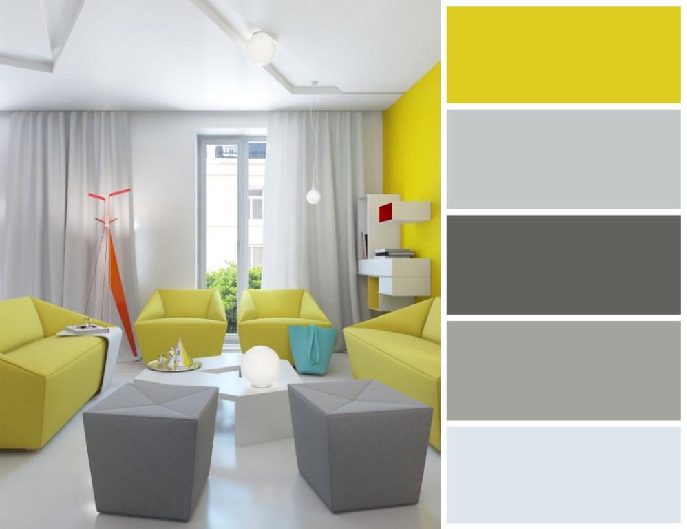 Правила цветового сочетания
